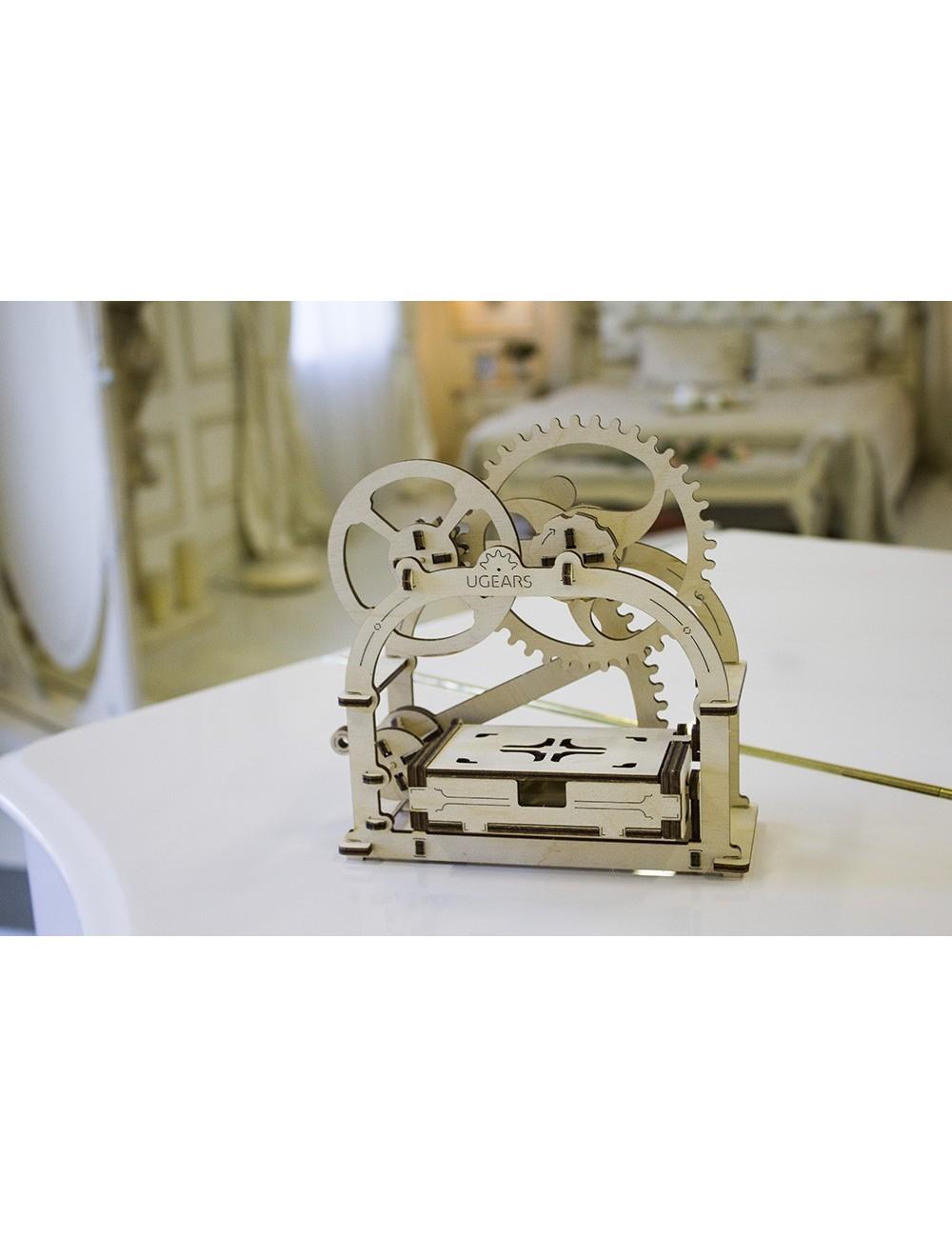 UGEARS Model Mechanical box