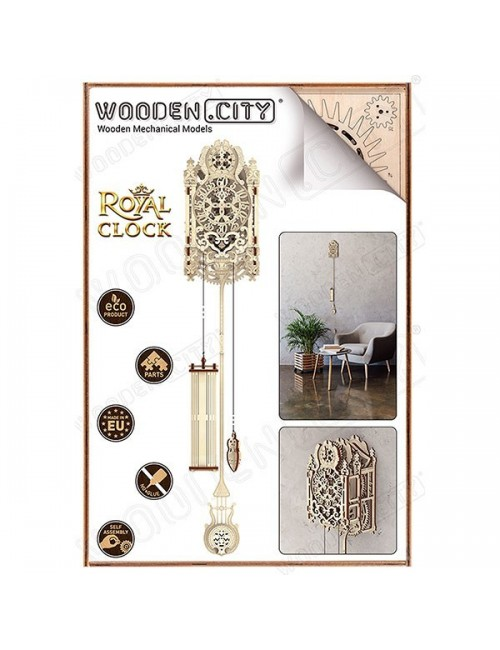 Reloj de cuco (Royal clock)