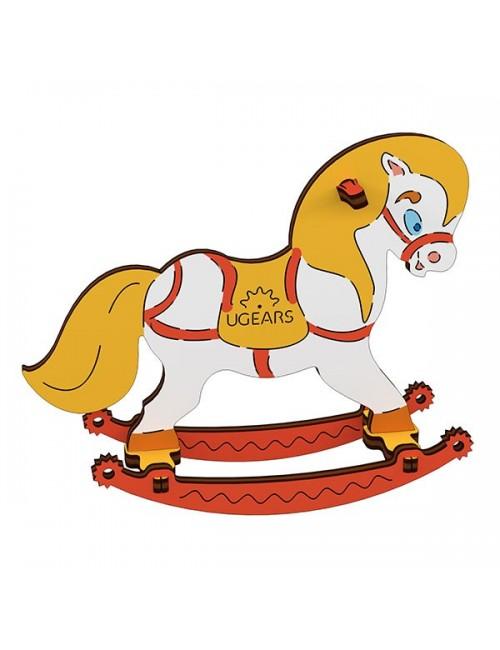 3D coloring model «Horse...