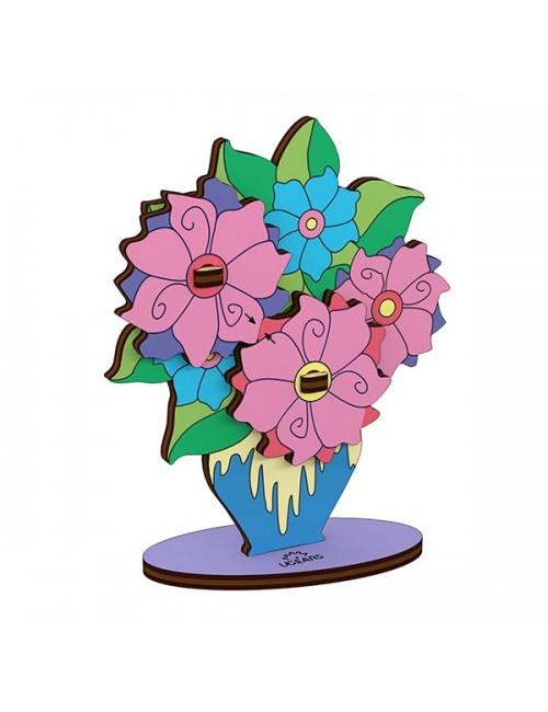 Ramo de flores – maqueta de...