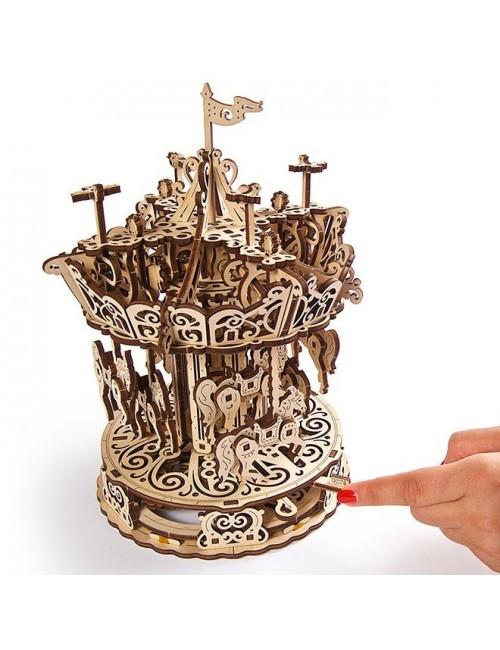 «Carousel» mechanical model...
