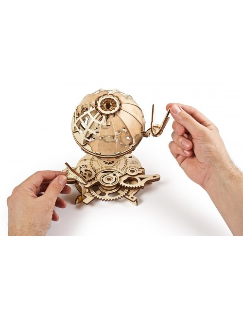 Globus – maqueta mecánica...