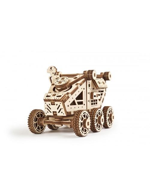 Vehículo marciano – maqueta...
