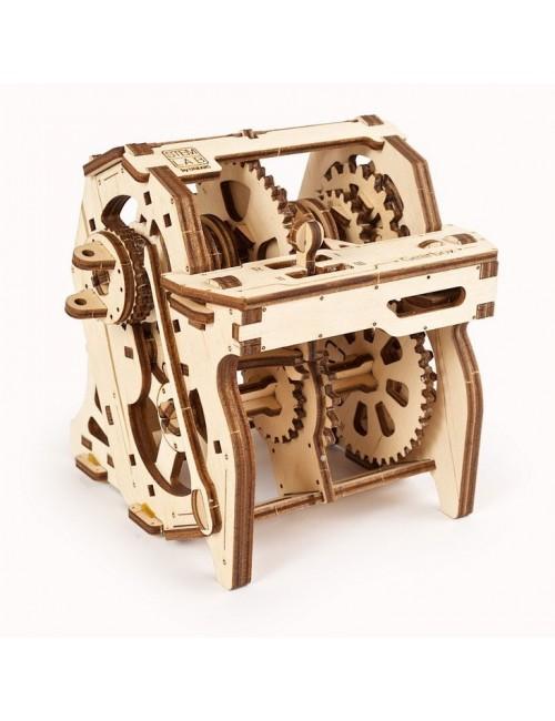 «Gearbox» – UGEARS STEM-lab...