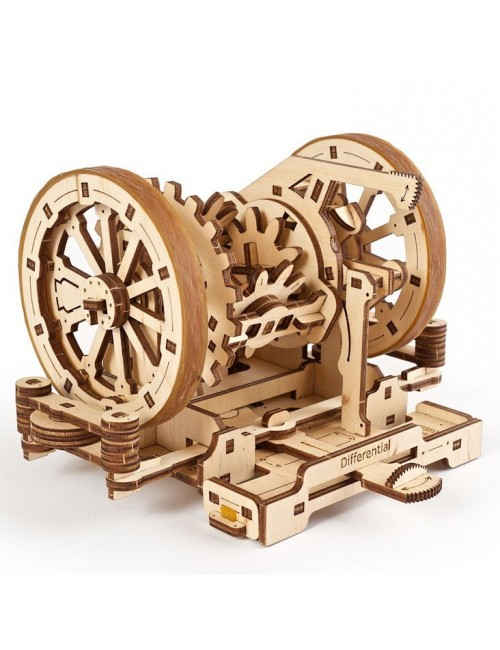 «Differential» – UGEARS...