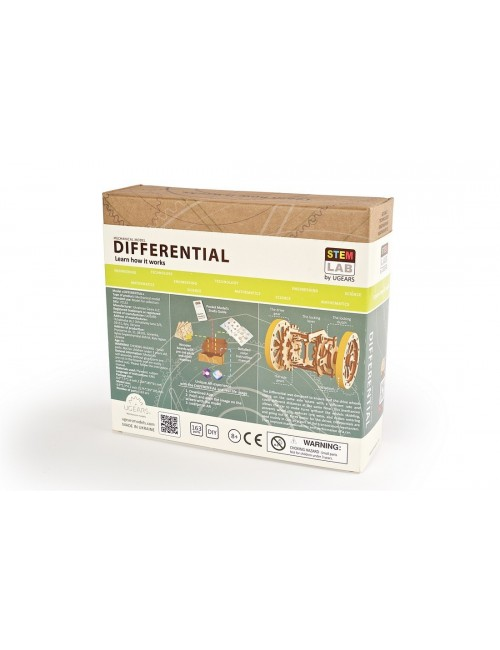 Diferencial STEM-lab – kit...
