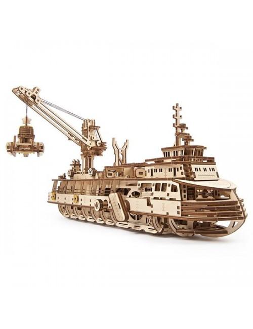 «Research Vessel»...