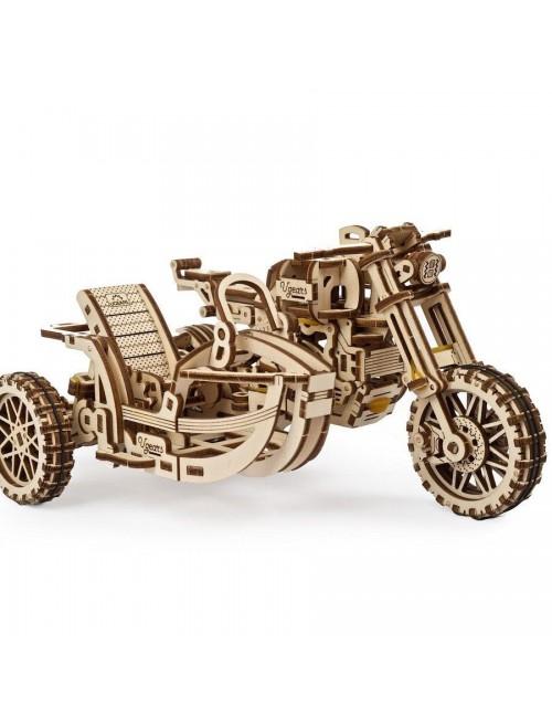 Moto Scrambler UGR-10 con...