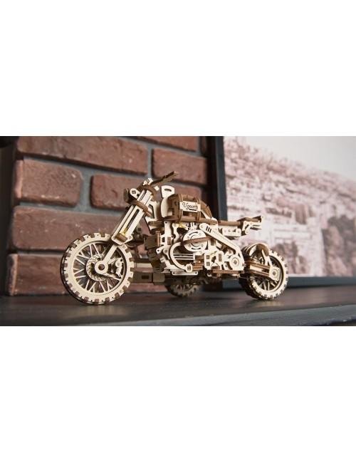 «Scrambler UGR-10 Motor...