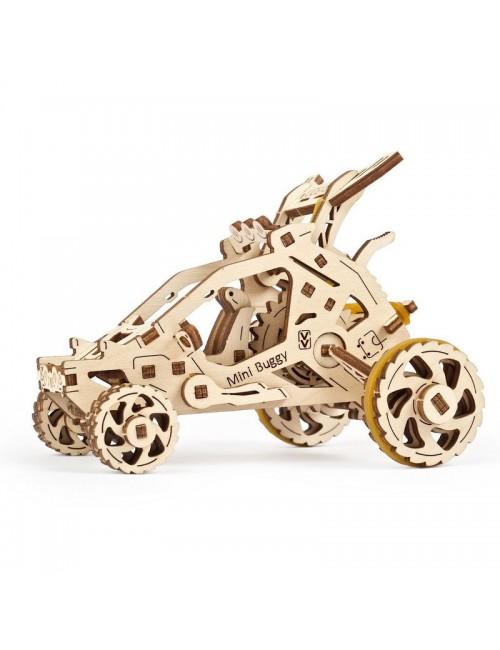 «Mini-buggy» mechanical...