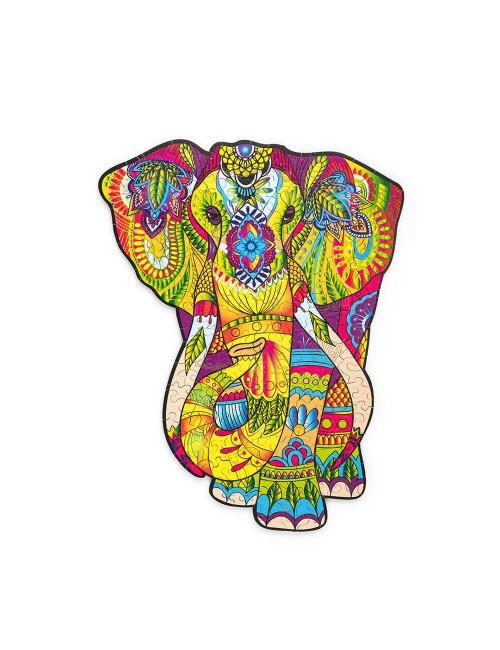 ELEPHANT – Animal Wooden...