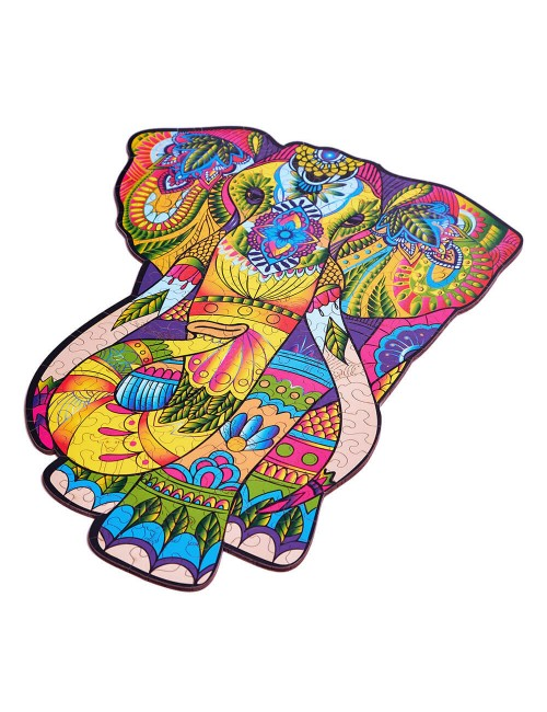 Elefante – puzzle de...