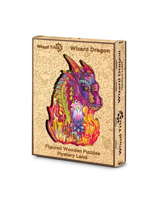 DRAGON – Animal Wooden...