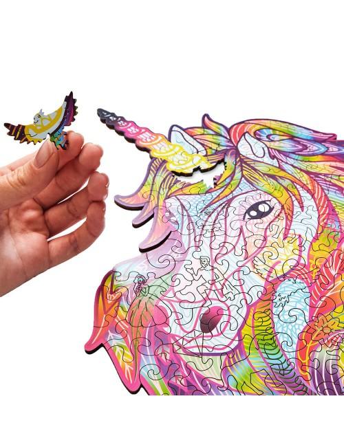 Unicornio – puzzle de...