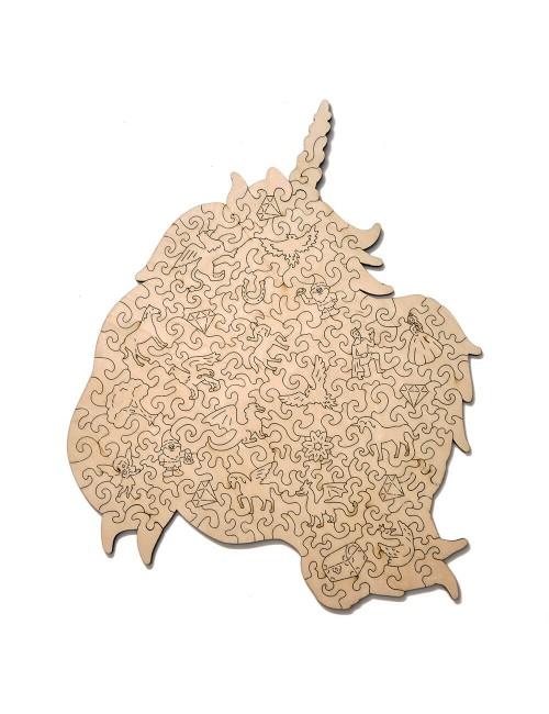 UNICORN – Animal Wooden...