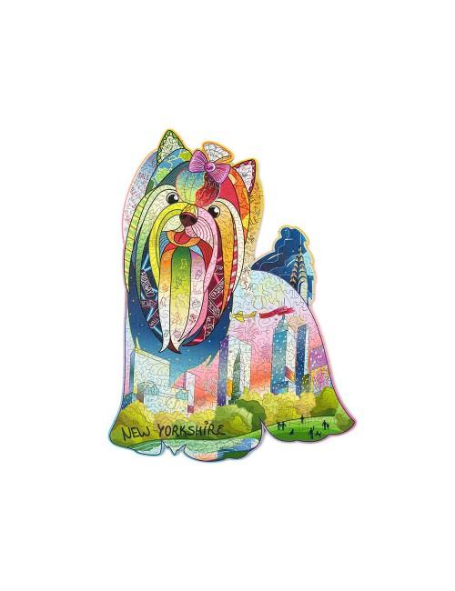 El perro Yorkshire – puzzle...