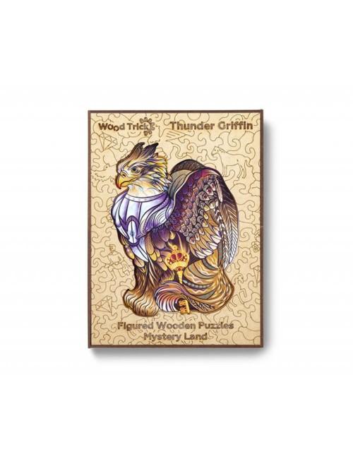 GRIFFIN – Animal Wooden...