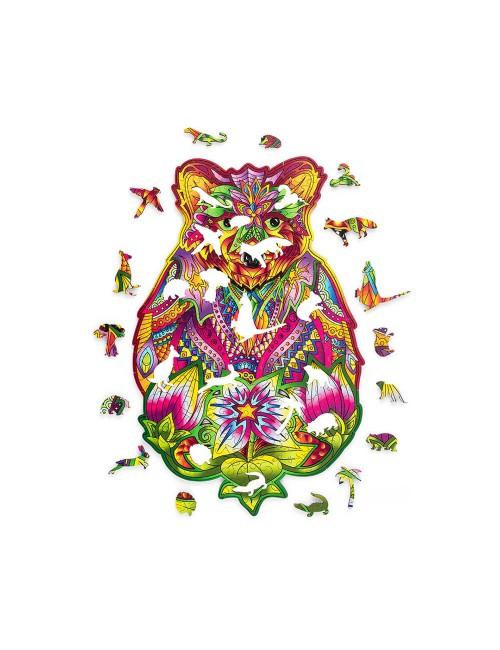 BEAR – Animal Wooden Jigsaw...