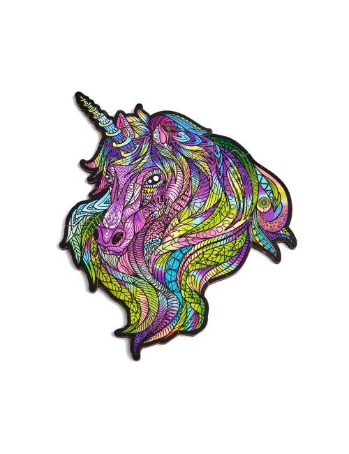 Unicorn PURPLE WIND –...