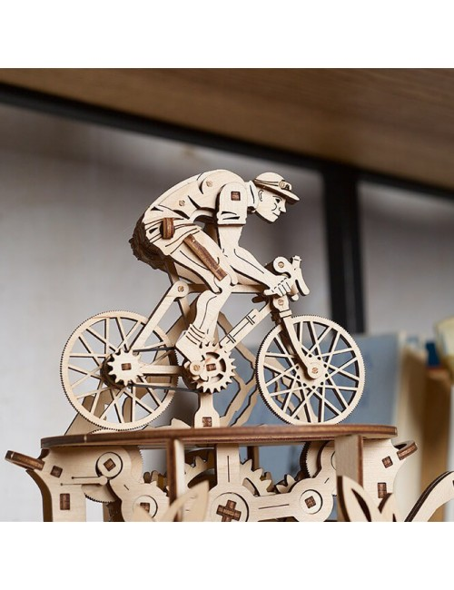Ciclista autómata – maqueta...