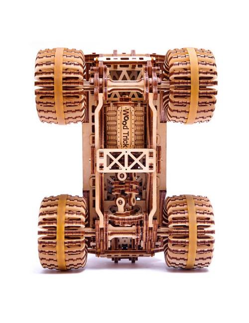 Monster Truck mechanical...