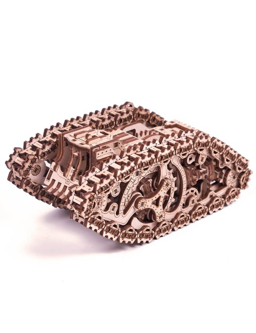 Steam Tank mechanical model...