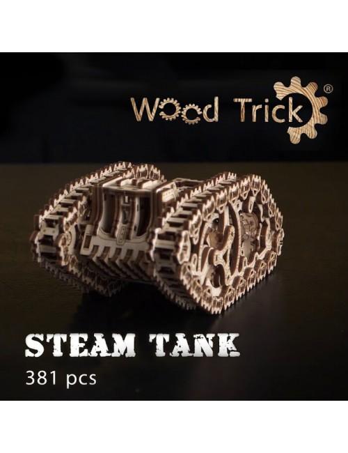Tanque – maqueta mecánica...
