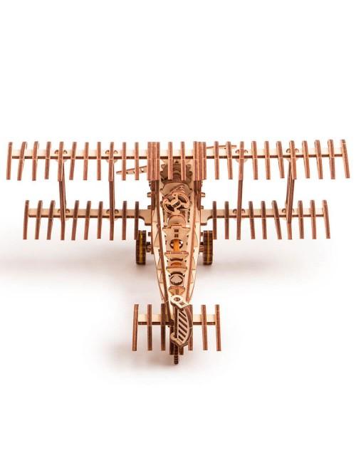 Plane mechanical model kit