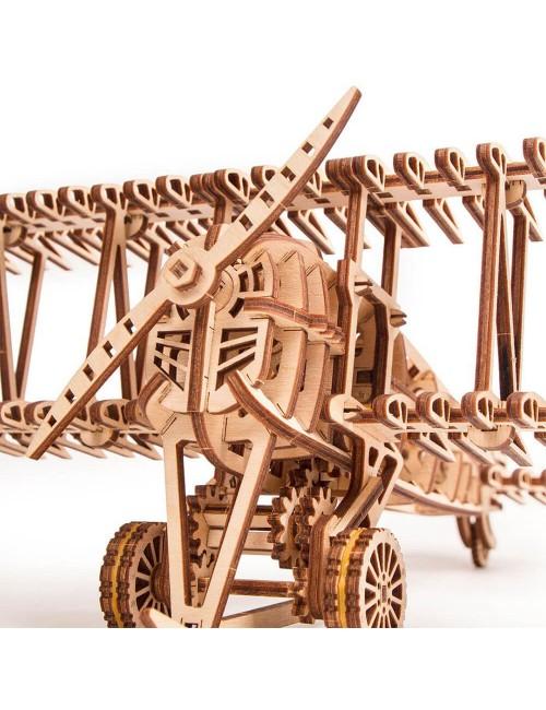 Avión antiguo – maqueta...