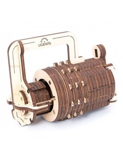 Cerradura de combinación (Combination Lock)