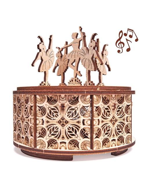Bailarinas (caja de música)...