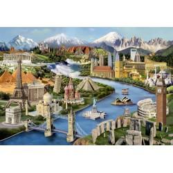 Lugares famosos del mundo -...
