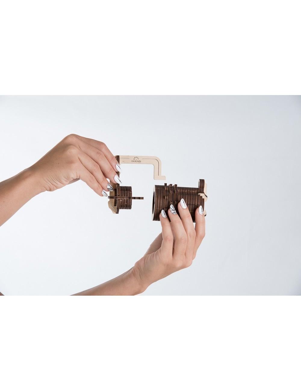 Cerradura de combinación (Combination Lock)