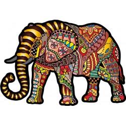 Elefante mágico - Puzzle de...