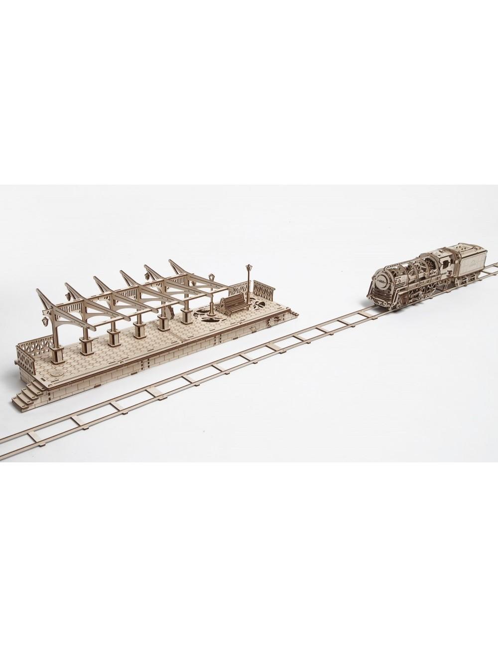 Railway Platform (Andén)
