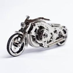 Chrome Rider – maqueta...