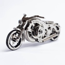 Chrome Rider –  inspired by...