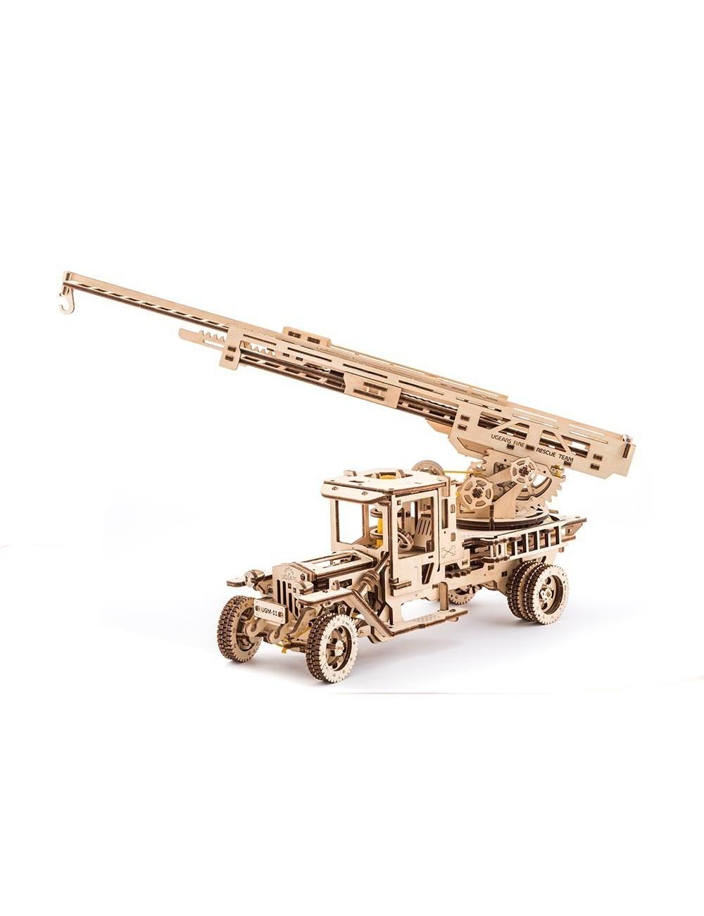 Camión de bomberos (Fire Ladder)