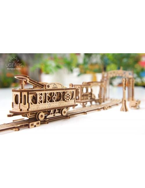 Línea de tranvía (Trime line)