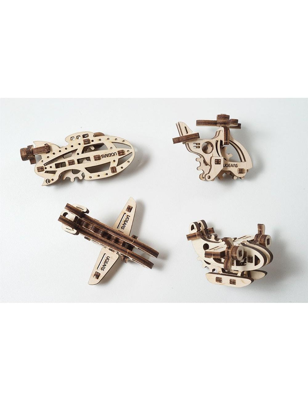 U-Fidget Aviones (U-Fidget Planes)