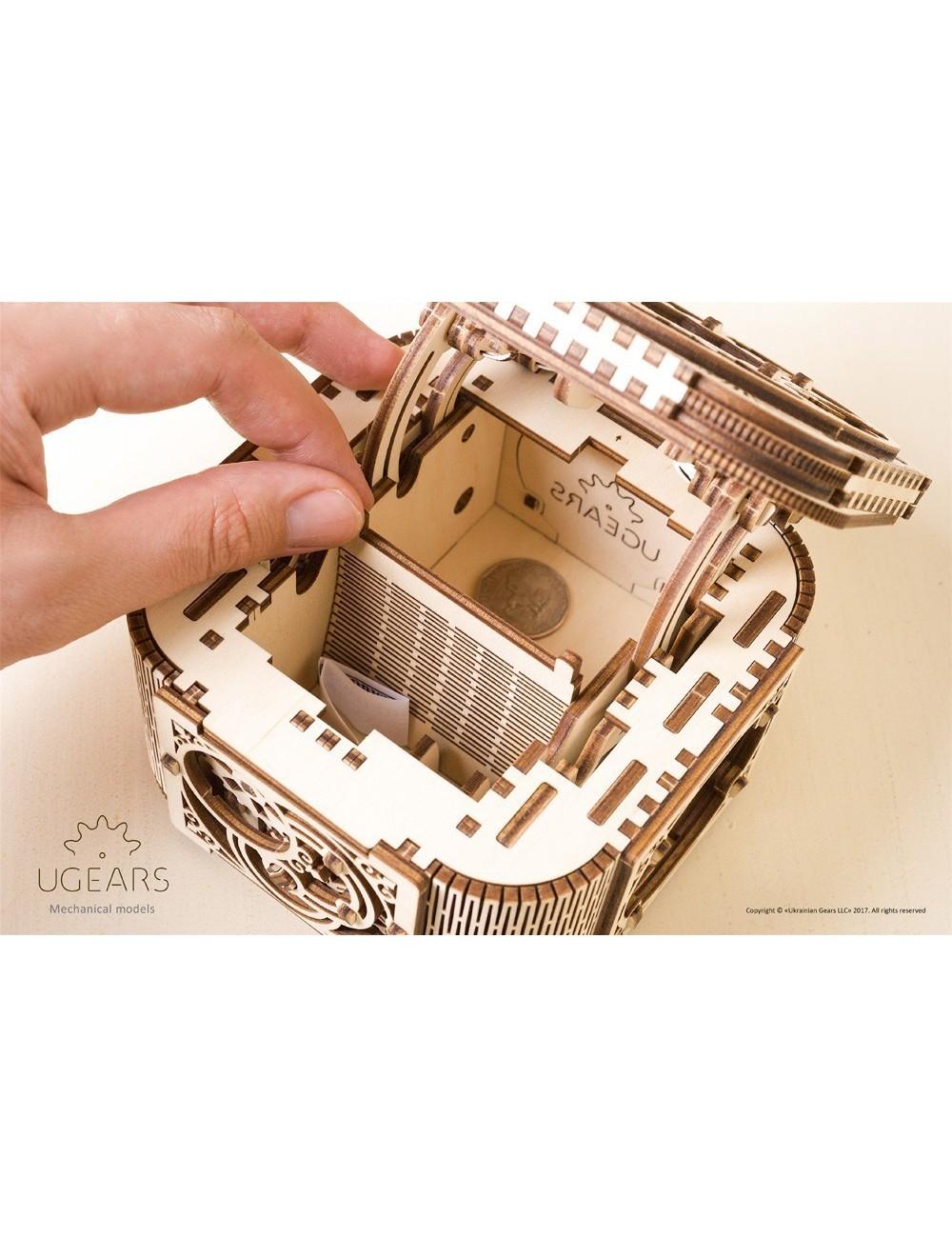 La caja con el secreto (Treasure box)