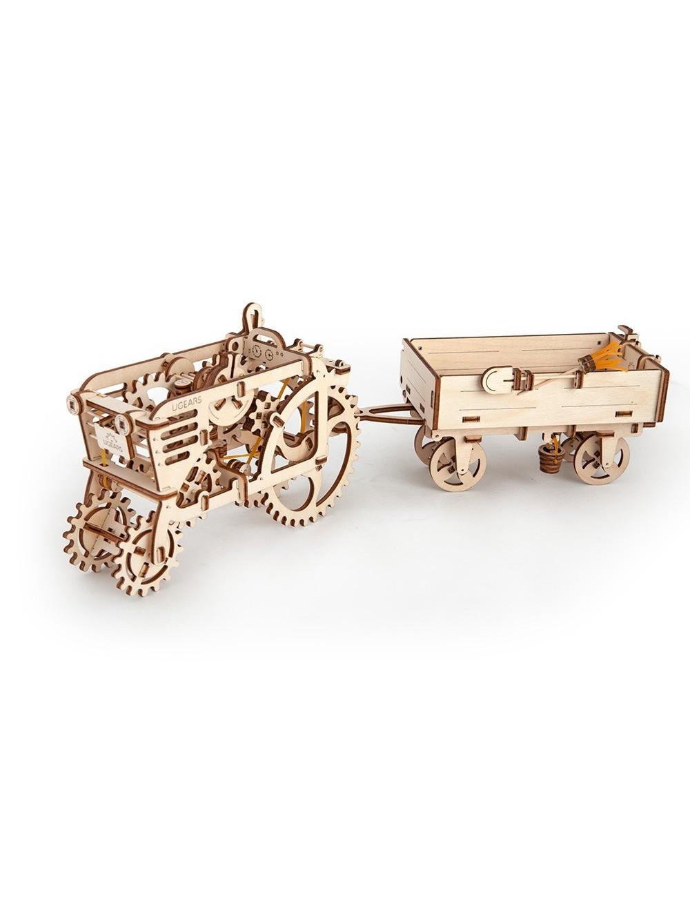 Tractor's trailer