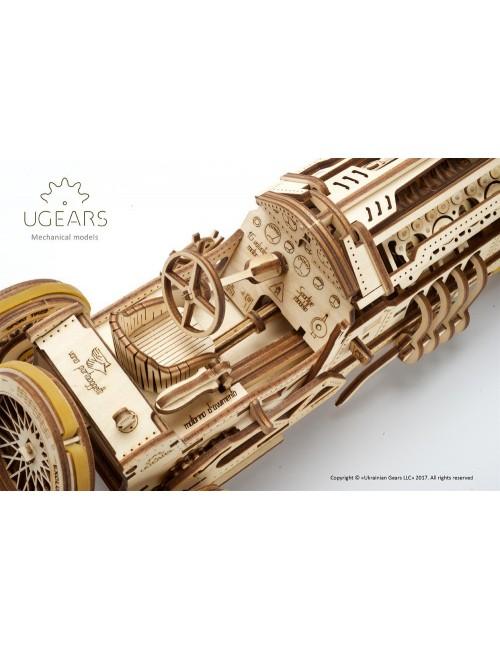 U-9 Coche de Gran Premio