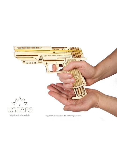 La pistola Wolf-01 (Handgun)