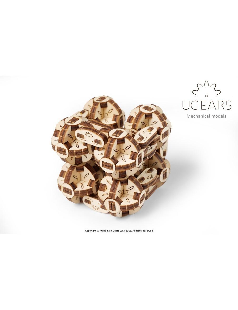 Cubo de esfera (Flexi-Cubus)