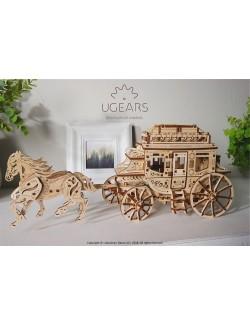 La diligencia postal (Stagecoach)