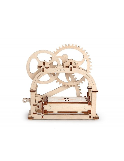 UGEARS Model Mechanical box