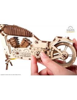 La moto VM-02 (Bike VM-02)