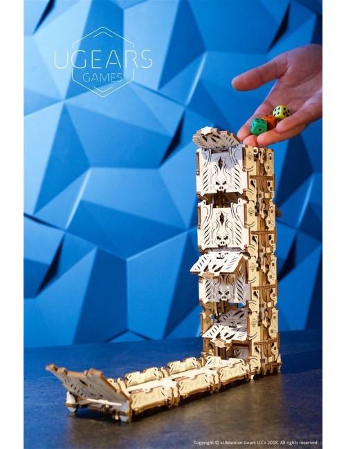 Torre modular para dados (Modular Dice Towe)