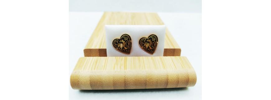 GOLD of TOLEDO, damascene jewelry, buy at UA Juguetes